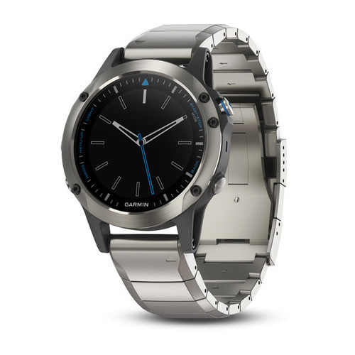 Garmin Quatix 5 Sapphire Marine Gps Smartwatch