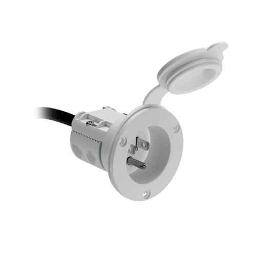 Minn Kota Mkr-23 Ac Power P White