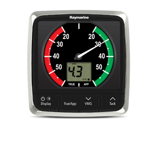 Raymarine I60 Wind Display Analog Closed Haul