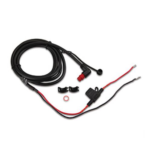 Garmin 010-11425-04 Threaded Power Cable Right Angle
