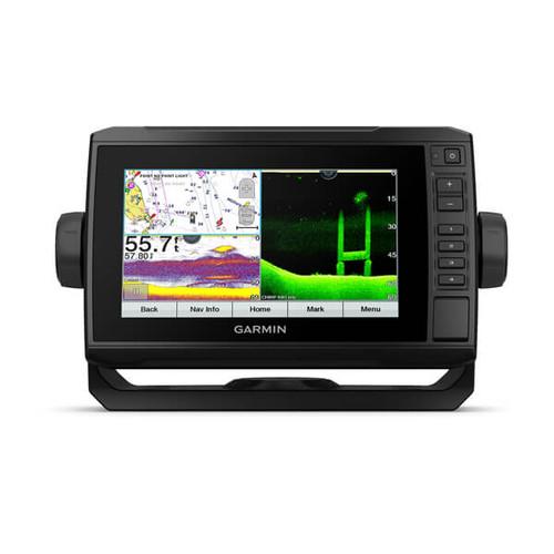 Garmin Echomap 74cv Uhd Combo Us Offshore G3 With Gt24 Transducer