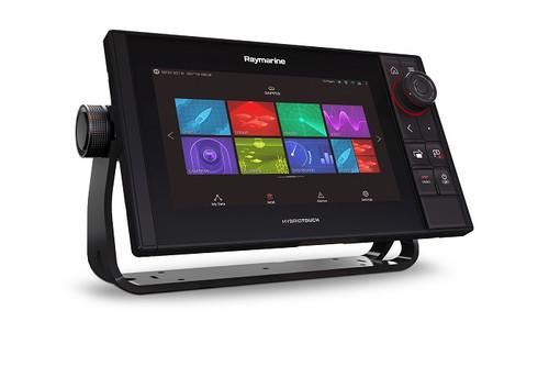 Raymarine Axiom Pro 9rvx  Mfd No Transducer Navionics Plus North America