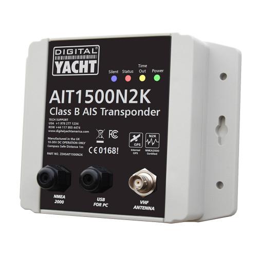 Digital Yacht Ait1500 Ais Class B Nmea 2000 Internal Gps Antenna