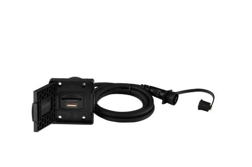 Raymarine Rcr-sdusb Microsd Card Reader And Usb Socket
