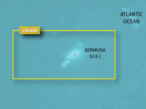 Garmin Hxus401s G3 Micro Sd Bermuda
