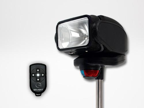 Golight Gobee Halogen Black Wireless Handheld Remote