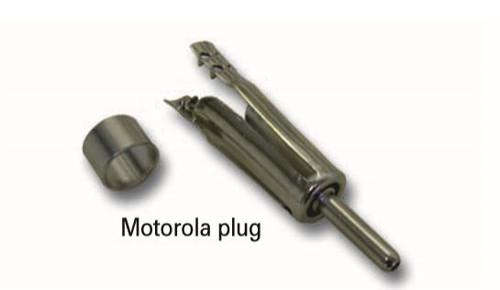 Digital Da140 Motorola Type Plug For Rg8x