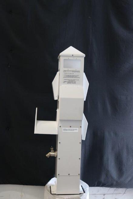 Int'l Dock Spc-36-3a-250 Shore Power Pedestall