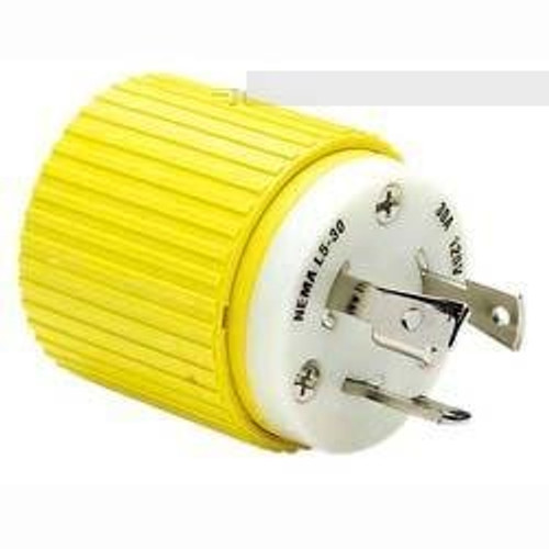 Hubbell Hbl305crp 30a Male Plug