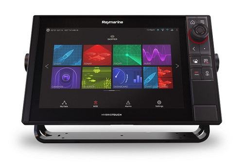 Raymarine Axiom Pro 12rvx  Mfd No Transducer Navionics Plus North America