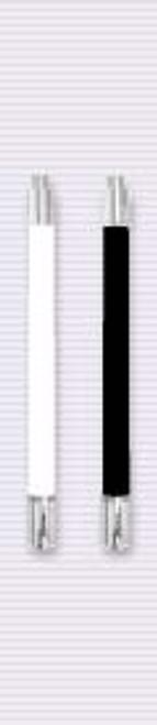 Digital 528ew 4' White Extension