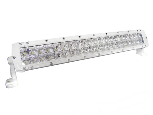 "Marine Sport 20"""" Hd Light Bar Dual  Row Led 120w"