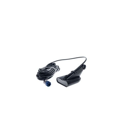 Lowrance Transom Transducer 9-pin 50/200khz With Temp