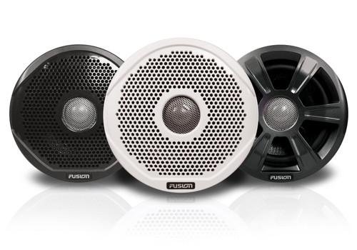 "Fusion Ms-fr6022 6"""" 200 Watt 2 Way Speakers"