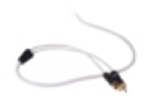 Fusion Ms-rca12 12' 2-way Twisted Shielded Rca Cable