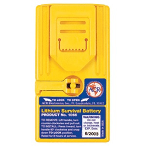 Acr 1062 Rechargeable Battery For Sr203