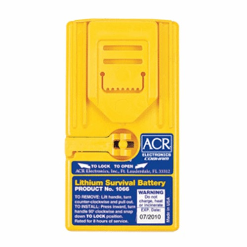 Acr 1066 Lithium Battery