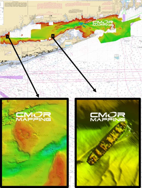 Cmor Mapping Limv001r Long/block Island Raymarine