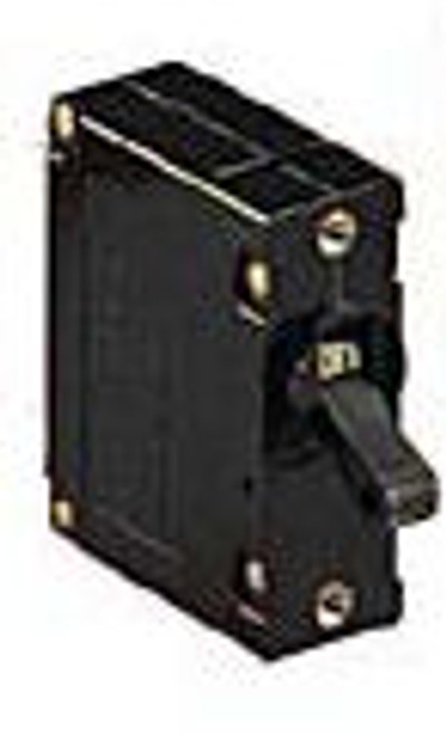 Newmar 25 Amp Single Pole Breaker W/ Black Throw