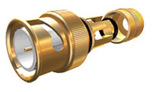Centerpin Bnc-cp/gs-01 Conn F/ Rg-58au Cable