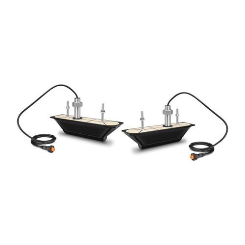 Garmin Gt34uhd-thp Transducer Thru-hull Pair 12-pin