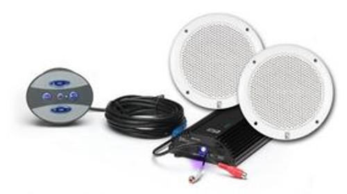 Polyplanar Bt-kit-5w Amplifier With Speakers