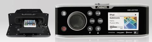 Fusion Ms-ud755 Am/fm Sirius Ready Bluetooth