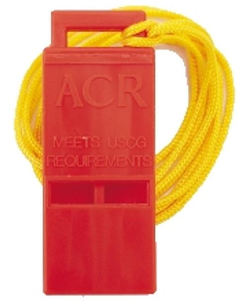 Acr Ww3 Whistle W/lanyard