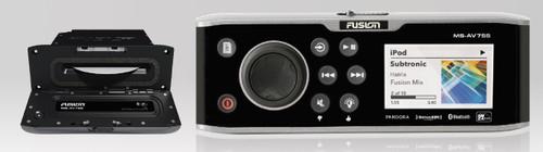 Fusion Ms-av755 Am/fm/dvd Sirius Ready Stereo