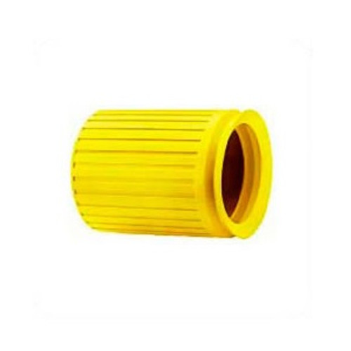 Hubbell Hbl60cm23 Short Cover Yellow Weatherproof