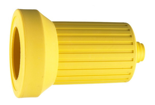 Hubbell Hbl60cm24 Long Cover Yellow Weatherproof