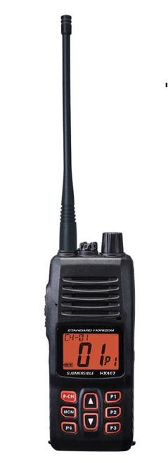 Standard Hx407 Uhf Handheld 440-470mhz
