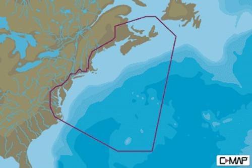 C-map Na-y062 Max N+ Microsd Nova Scotia To Cheasapeake