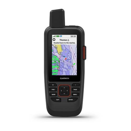 Garmin Gpsmap86sci Handheld Gps With Inreach Bluechart G3 U.s.