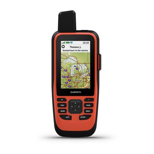 Garmin Gpsmap86i Handheld Gps With Inreach