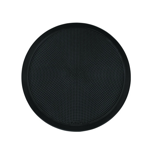 "Fusion Fm-s10rb 10"""" Black Round Flush Mount Subwoofer"
