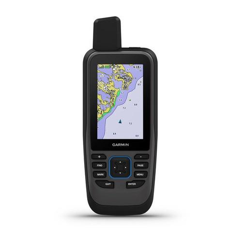 Garmin Gpsmap86sc Handheld Gps With Bluechart G3 U.s.