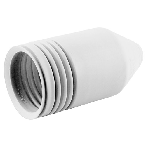 Hubbell Hbl77cm16w  Boot White For 50a Twist-lock   Devices