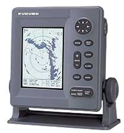 Furuno 1623 2kw Lcd Radar With With 10m Cable