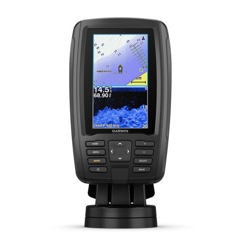 Garmin Echomap Plus 43cv Us Lakevu G3 W/gt20