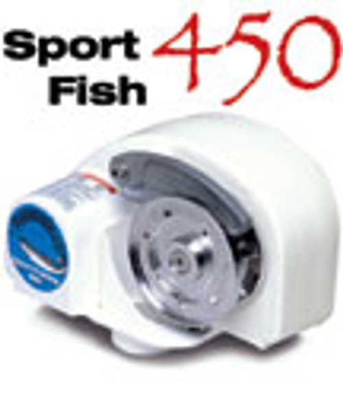 Powerwinch Sport Fish 450 Windlass