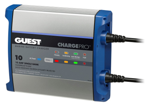 Guest 2710a 10a 1 Bank 120v Input Battery Charger