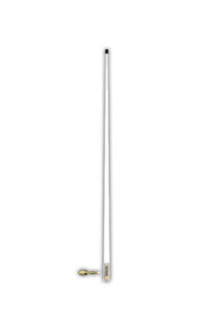 Digital 529-vw-s 8' White Vhf Antenna White