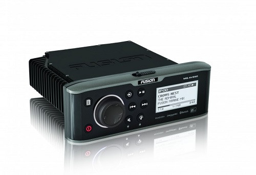 Fusion Ms-av650 Am/fm/dvd Sirius Ready Bluetooth