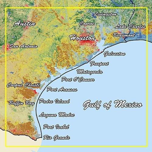 Garmin Texas One Standard Mapping Classic