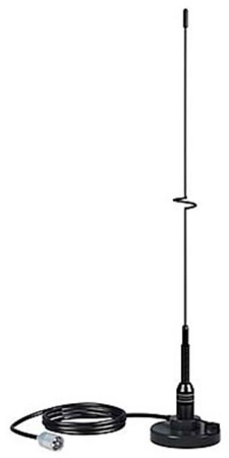 """Shakespeare 5218 19"""""""" Black Magnetic Mount Vhf Antenna"""