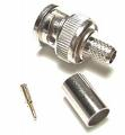 Wintron Bnc Connector For Rg59 Crimp Type