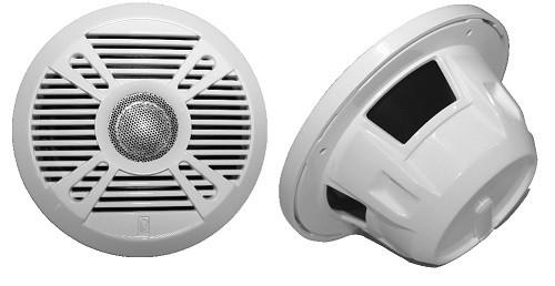 """Polyplanar Ma7050 5"""""""" 160 Watt 2 Way Speakers"""