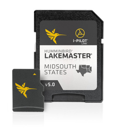Humminbird Hcmids5 Lakemaster Mid-south Microsd