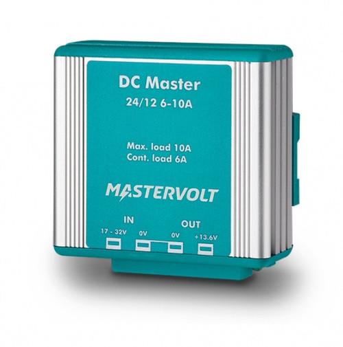 Mastervolt Dc Master 24/12-6a 24vdc To 13.6 Vdc - 6a
